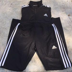 Women's adidas track pants size XS M jacket Adidas